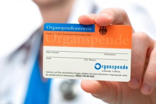 Ein Organspendeausweis schafft Klarheit. Zu den Aufgaben der DGFG gehört auch, Menschen transparent und vollumfänglich über die Gewebespende zu informieren.