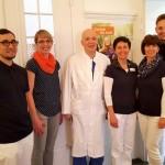 Institut für Augenheilkunde unterstützt mit einer Spendenaktion die gemeinnützige Arbeit der DGFG